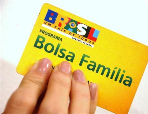 Cartão do Programa Bolsa família