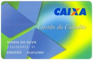 Número do NIS no Cartão Cidadão