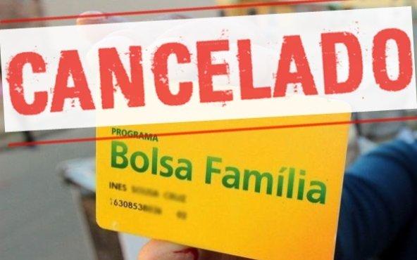 Bolsa Família Suspenso