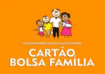 Cartão Bolsa Família 2022