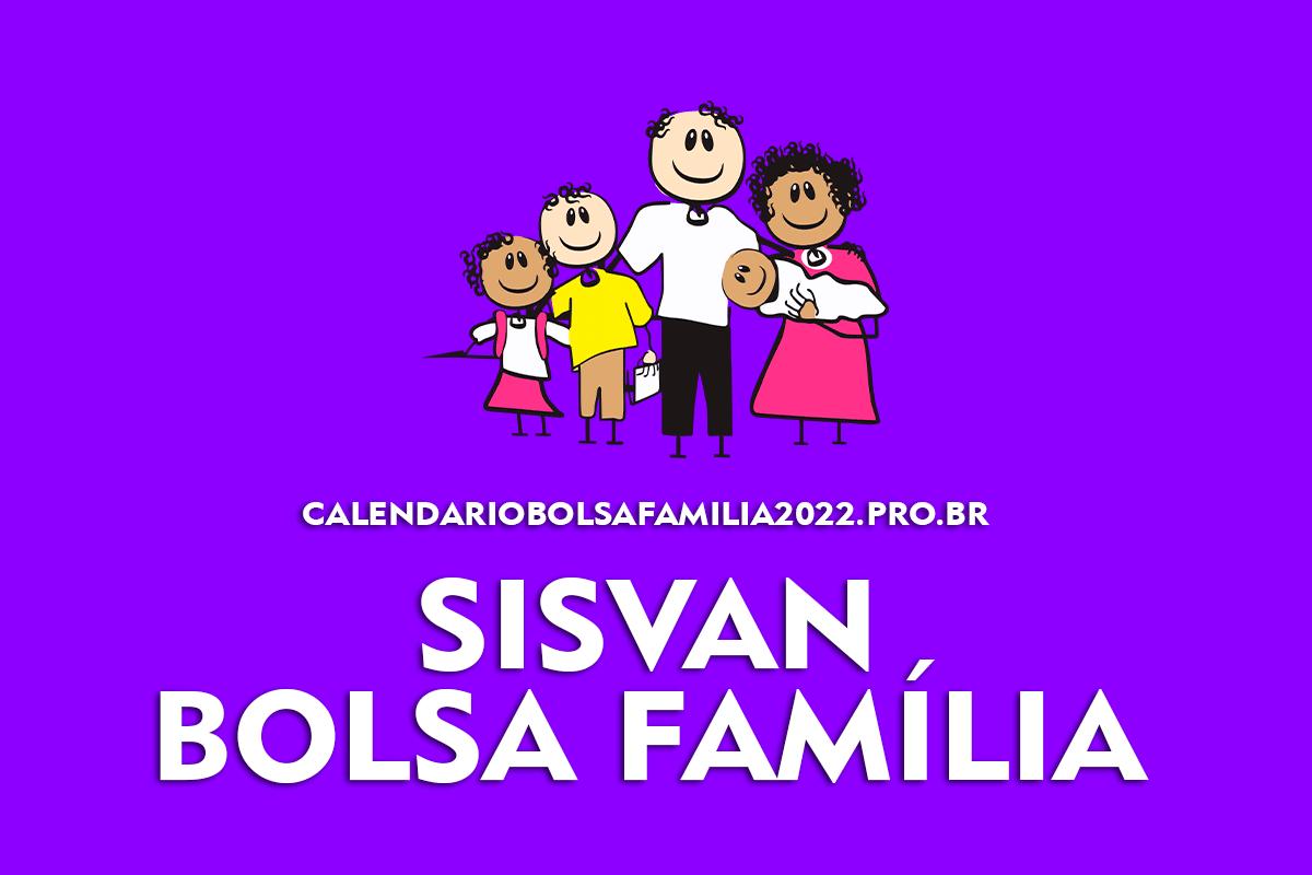 Sisvan Bolsa Família 2022